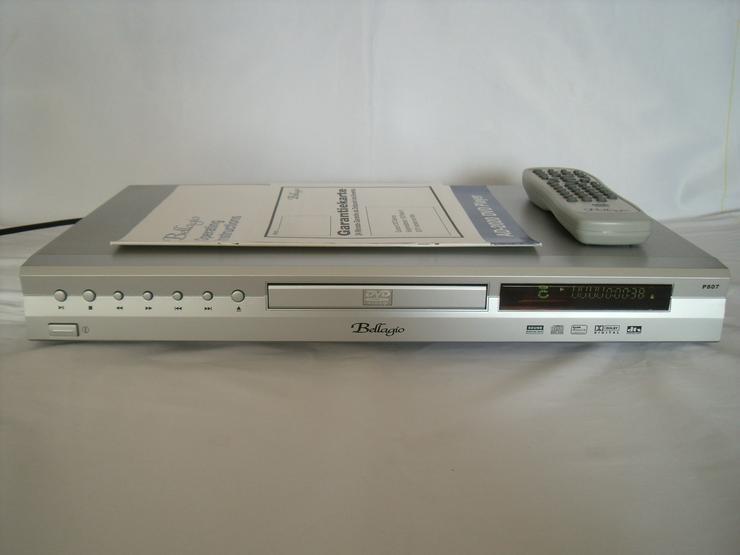 DVD Player Belagio 700-C, DviX, Mit FB: Wie neu.