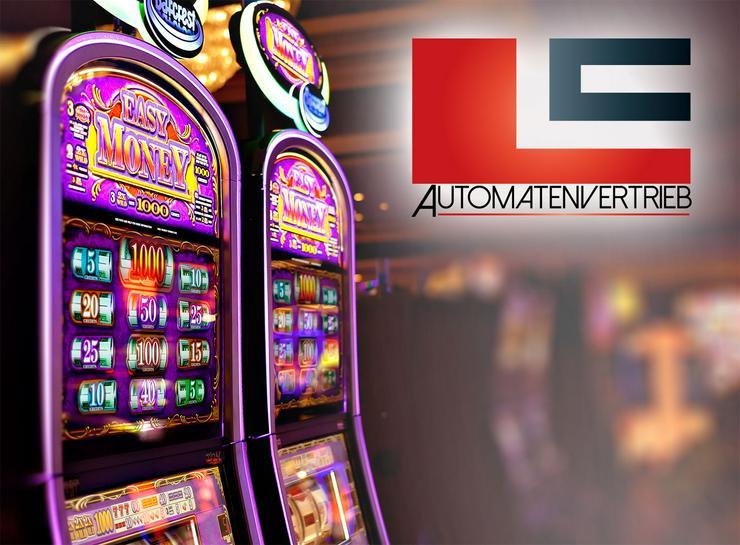 Automatenaufsteller - LC Spielautomaten - Novoline Merkur - Geräte & Werkzeug - Bild 1