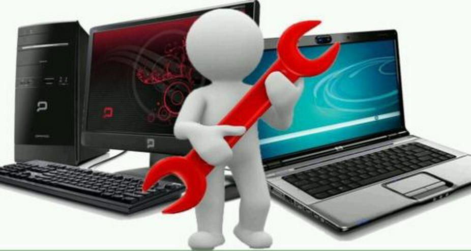 PC Reparatur-Unkomplizierte und günstige Hilfe Vorort