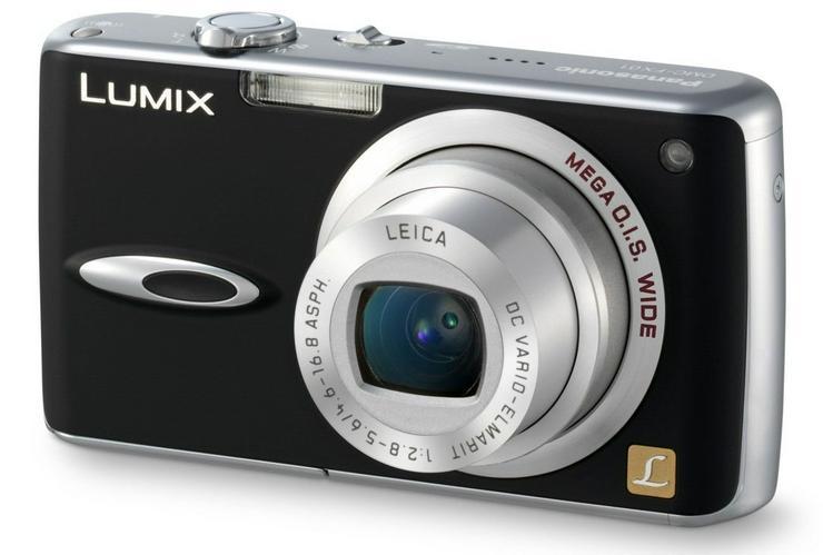 LUMIX DMC-FX01 zu verkaufen