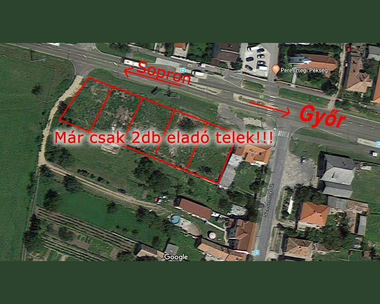 Bild 2: Am Stadtrand von Sopron, im Zentrum von Pereszteg, entsteht ein neu gebautes Gartenhausprojekt mit 1000 EURO / m2!