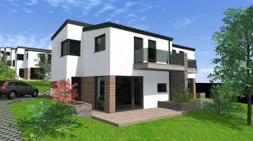 Am Stadtrand von Sopron, im Zentrum von Pereszteg, entsteht ein neu gebautes Gartenhausprojekt mit 1000 EURO / m2! - Haus kaufen - Bild 1