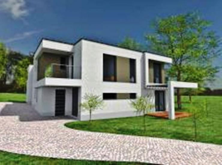 Bild 4: Am Stadtrand von Sopron, im Zentrum von Pereszteg, entsteht ein neu gebautes Gartenhausprojekt mit 1000 EURO / m2!
