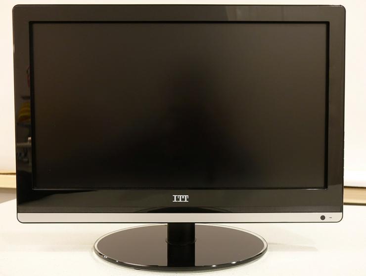 Bild 2: ITT LED Fernseher 19-5000 47 cm Wie neu!