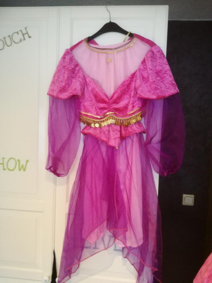 Suleika Kostüm Größe M - Zweiteilig - Hose und Oberteil