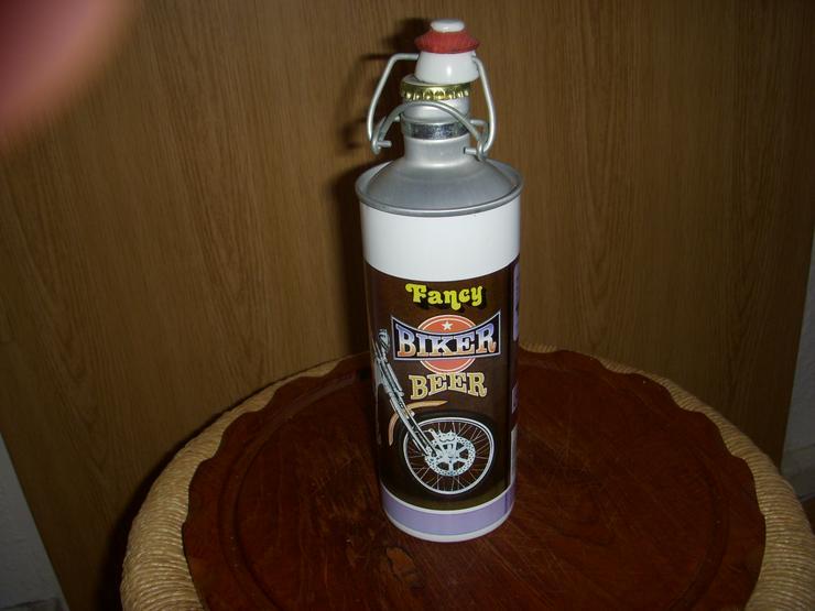 Bild 2: Sammler ! Biker Beer v.1998!