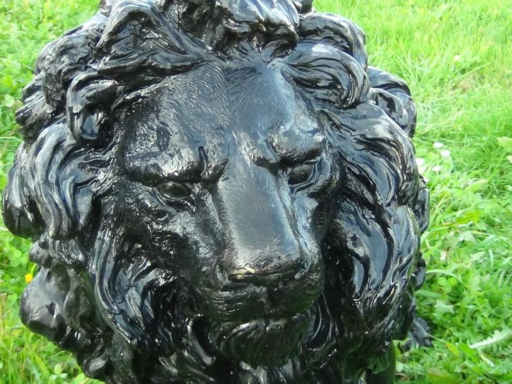 Bild 2: 2 Bronzelöwen für ein herrschaftliches Anwesen