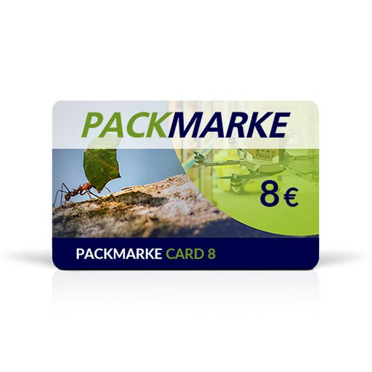 Paketmarke PACKMARKE CARD 8 - Geschenke & Erlebnisse - Bild 1