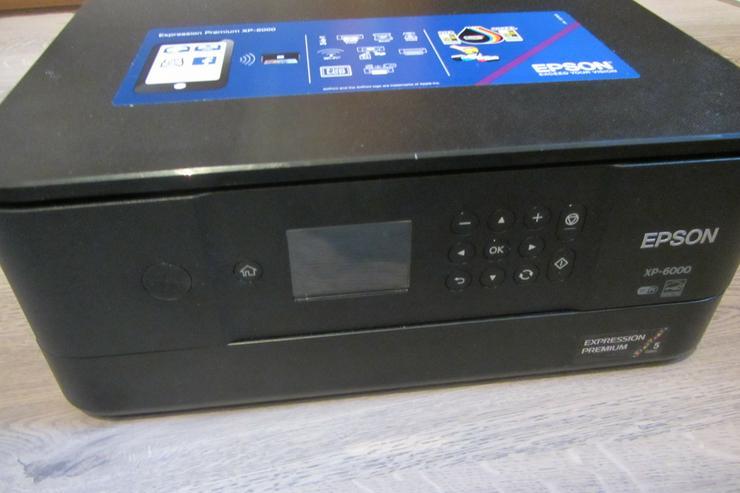 EPSON XP6000 Premium inkl Herstellergarantie - Multifunktionsgeräte - Bild 1