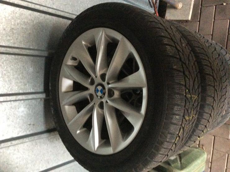 BMW Winterräder runflat