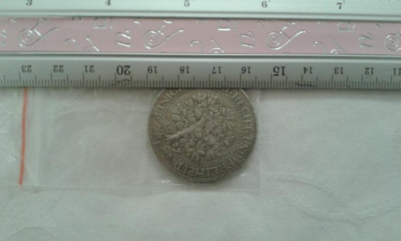 Bild 5: 5 Reichsmark 1927