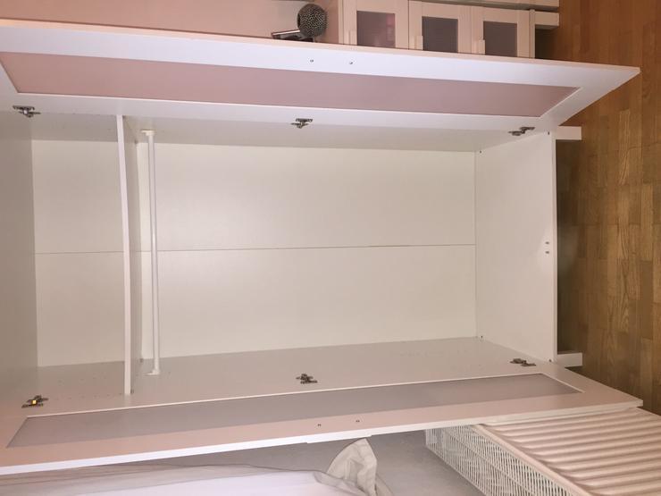 Kleiderschrank Ikea ANEBODA - 2türig, weiß