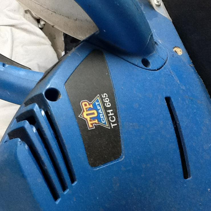 Bild 2: Heckenschere Elektronisch Gartenschere Heckenschneider