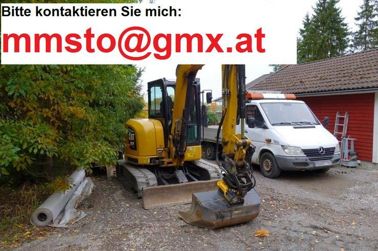 Cat 305 E CR