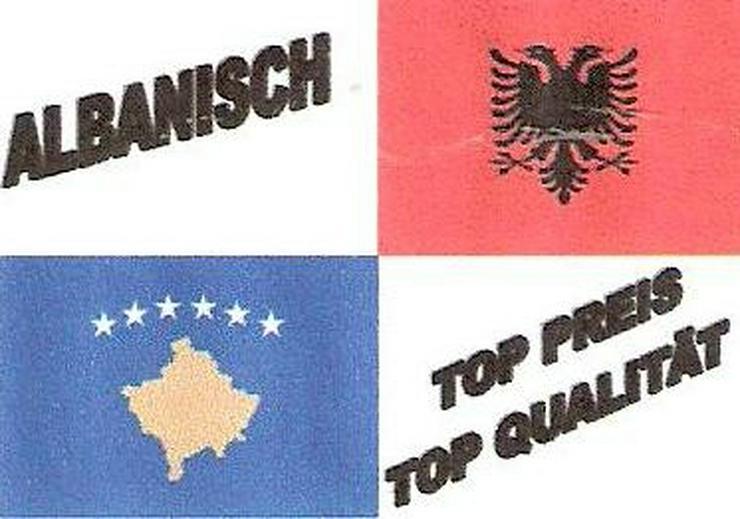 Günstig!! Beeidigte Übersetzung Albanisch-Mazedonisch-Serbisch-Kroatisch-Slowenisch