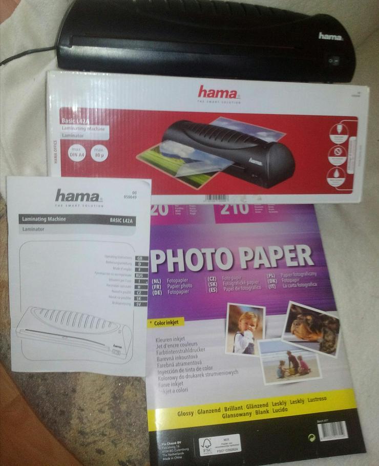 Hama Laminator Basic L42A