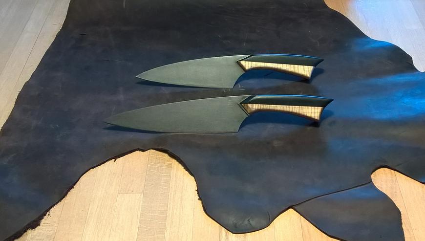 Sehr schöne handgefertigte Kochmesser 2 Stück - Weitere - Bild 1