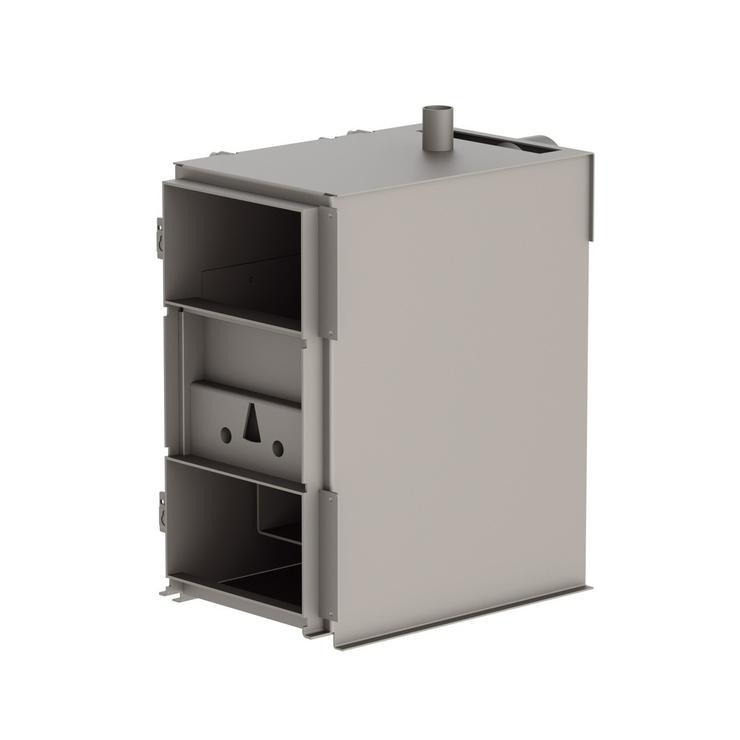 Kesselkörper für die Holzvergaser HVS 16 LC (Lambda Control). pre