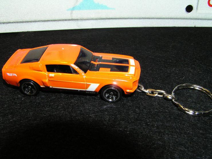 Schlüsselanhänger US Cars Dodge Ford Chevy Camaro Lincoln Pontiac Pickup Impala HotRot Mustang