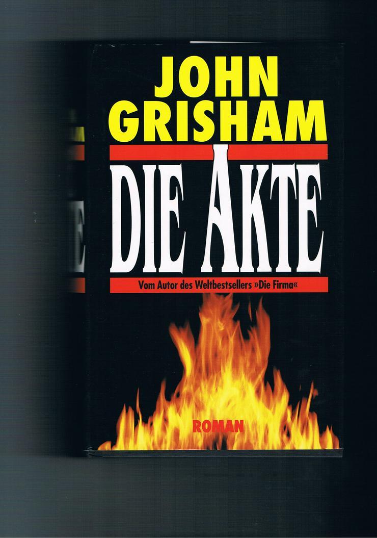 Die Akte. Thriller von John Grisham. - Romane, Biografien, Sagen usw. - Bild 1