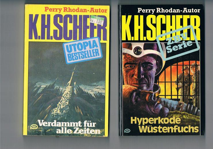 Bild 4: 45 Science-Fiction- und Fantasy-Bücher.