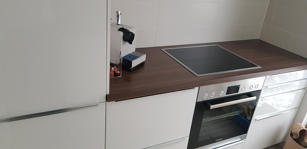 Komplette Küche mit Geräten (gekauft in Juni 2016)
