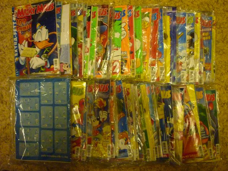 Mickey Maus 50 Wochenhefte 2000