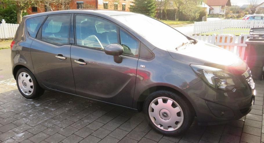 Gepflegter Opel Meriva