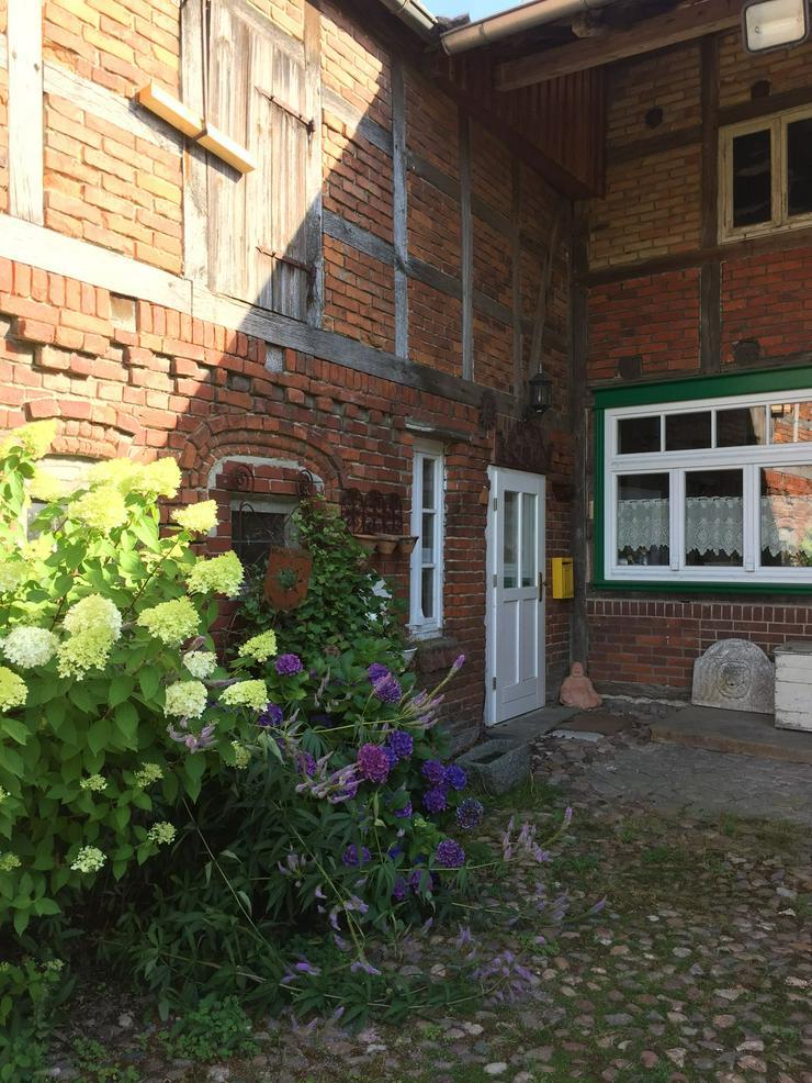 Bild 4: Historisches Querdielenhaus im Wendland (modernisiert und ursprungsbelassen)