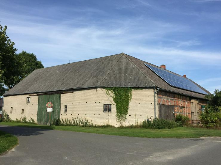 Bild 6: Historisches Querdielenhaus im Wendland (modernisiert und ursprungsbelassen)