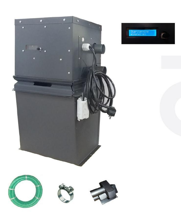 1A Saugsystem für Pellets für den Pelletkessel Classic P 16,5.