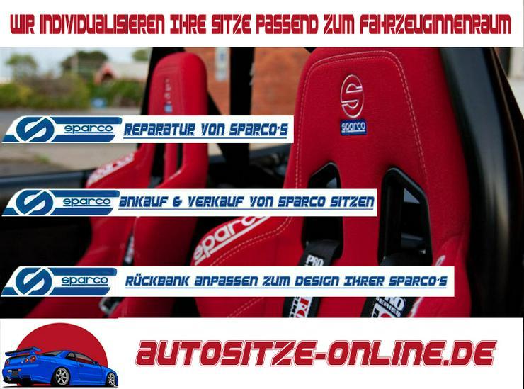 Sparco Sitze Recaro Sitze Bride Sitze König RX-7 Supra GTR NSX
