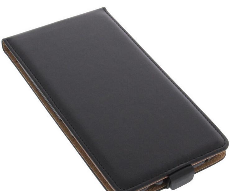 ZTE Axon 7 Handy Tasche Flip Case Cover Schutz Hülle Etui Cover *NEU*