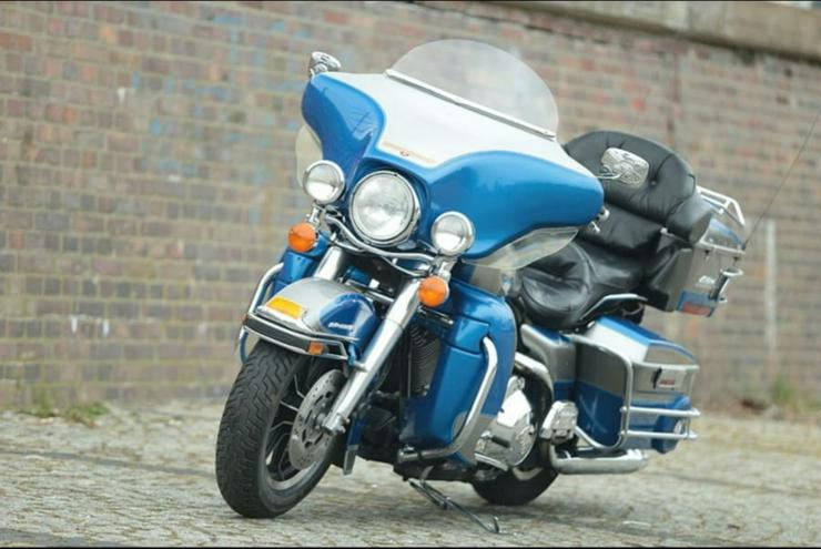 Harley Davidson Electra Ultra Grip Classic Evolution