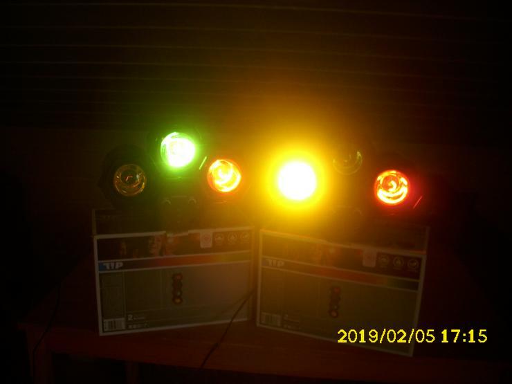 Bild 5:  TIP 3767 Sound & Licht Tower 3 x 40 W E 27 Lichtorgel Disco Party Lichteffekt DJ