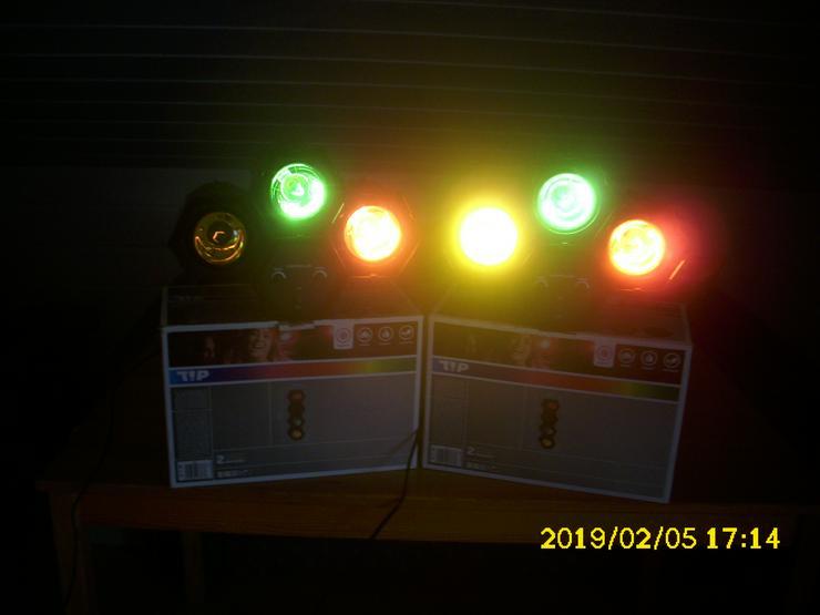 Bild 4:  TIP 3767 Sound & Licht Tower 3 x 40 W E 27 Lichtorgel Disco Party Lichteffekt DJ