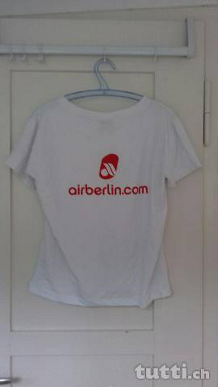 Bild 5: airberlin T-Shirt weiss XS
