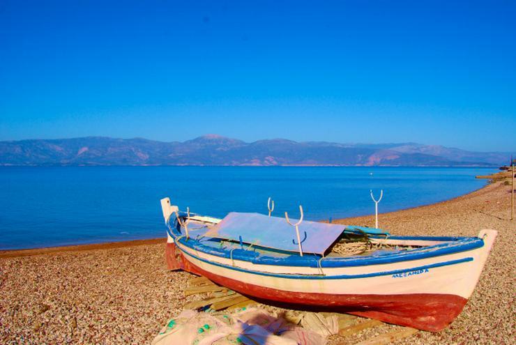 Sonne und Freiheit in Griechenland