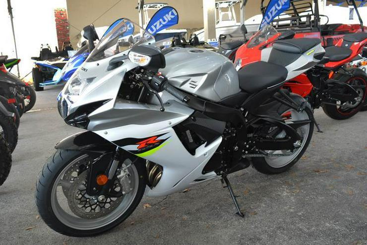 2018 Suzuki GSX-R600 - Kawasaki - Bild 1