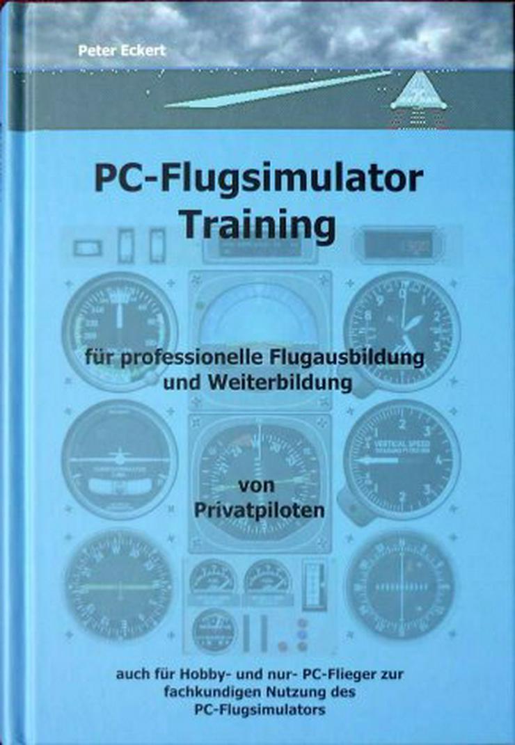 lernen Sie fliegen. Im Flugzeug oder am PC-Flugsimulator. CVFR, IFR, GPS-Navigation - Sport - Bild 1