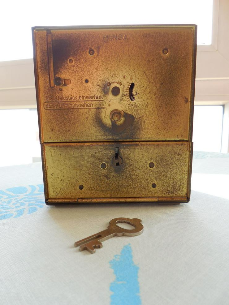 Bild 2: Hansa  Spar Uhr- 100 Jahre alt