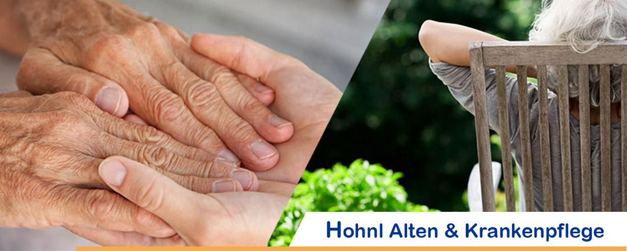 Exam. Krankenschwestern/-pfleger (m/w/d) bzw. Gesundheits- und Krankenpfleger (m/w/d) und exam. AltenpflegerInnen (m/w/d)