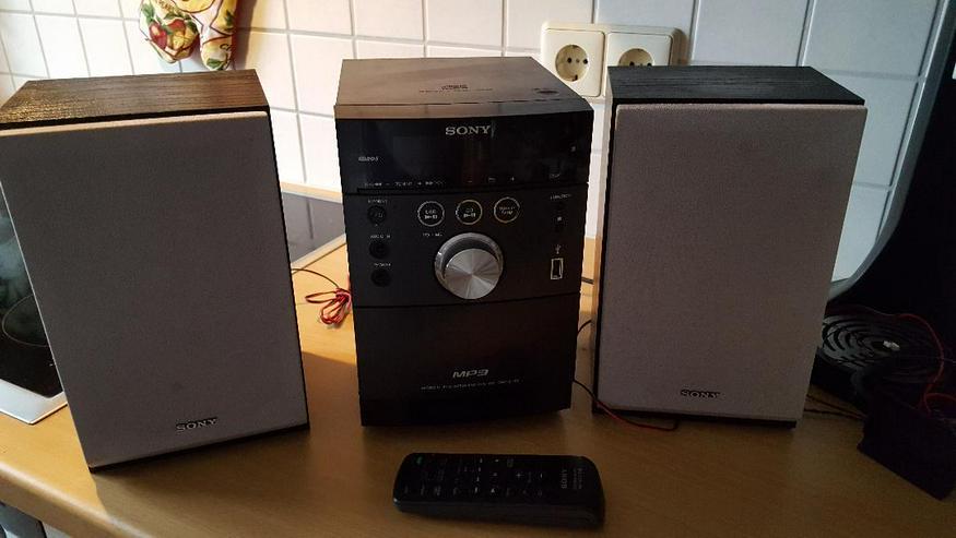 Radio mit Vernbedienung - Stereoanlagen & Kompaktanlagen - Bild 1