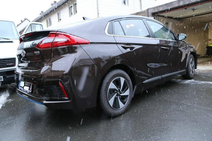 Bild 5: Hyundai IONIQ Hybrid
