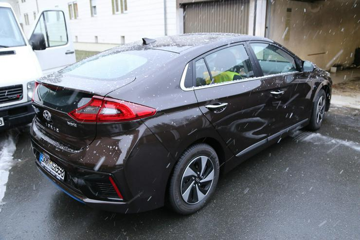 Bild 4: Hyundai IONIQ Hybrid