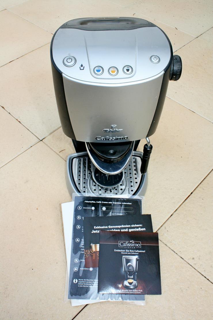 "Bild 3: Kaffeeautomat ""Caffissimo"""