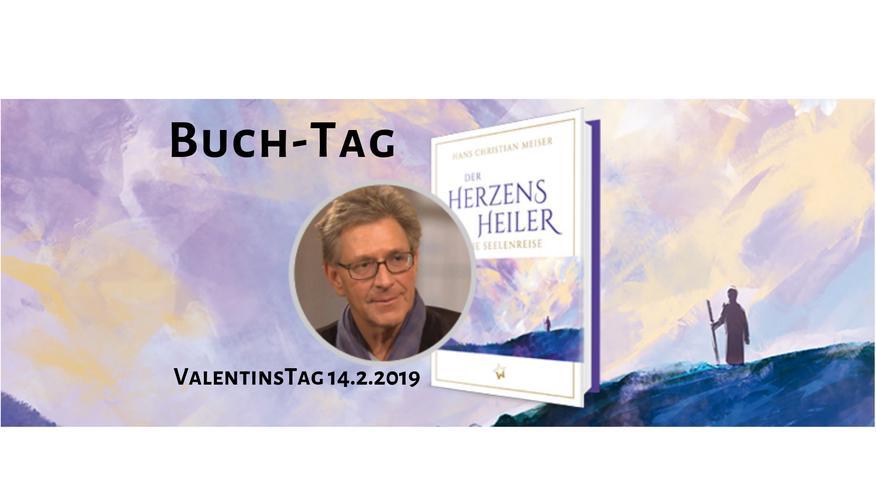 Hans Christian Meiser: Der HERZENSHEILER – Buchveröffentlichung 14.02.2019 - Romane, Biografien, Sagen usw. - Bild 1