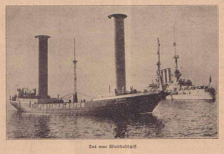 Bild 2: Welt und Wissen - Heft 19 - XIII. Jahrgang - Dezember 1924