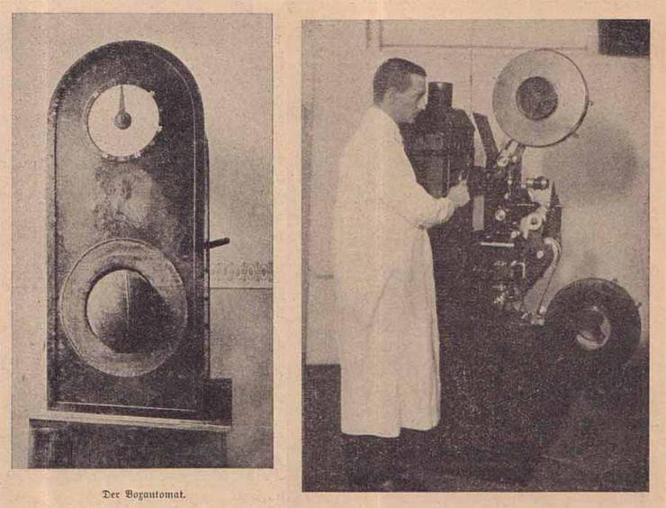 Bild 4: Welt und Wissen - Heft 19 - XIII. Jahrgang - Dezember 1924
