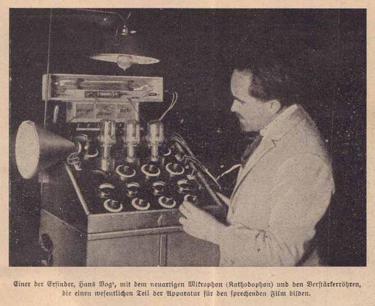 Bild 3: Welt und Wissen - Heft 19 - XIII. Jahrgang - Dezember 1924